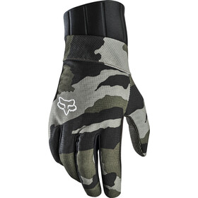 Fox Defend Pro Fire Gloves Men green camo